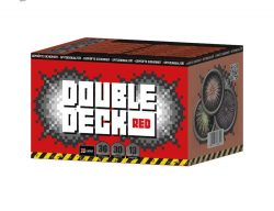 Xplode Double Deck Red / Rot